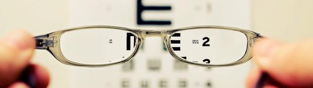 okulary, jasność